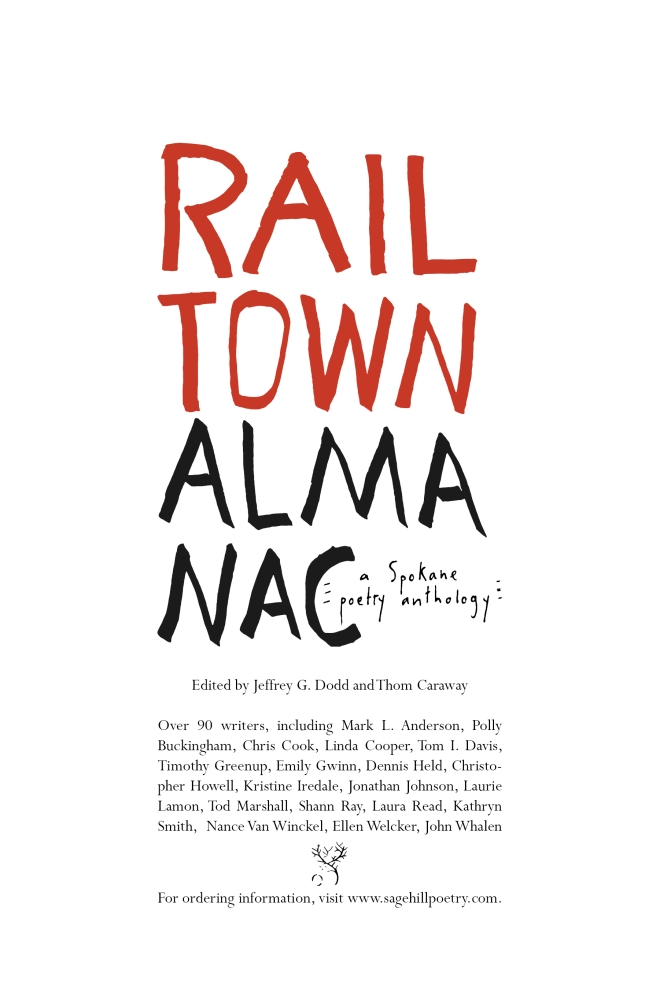Railtown print ad